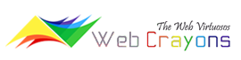 Web Crayons  Logo: Web design and development company
